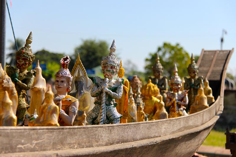 L'arche de Noé version bouddhiste