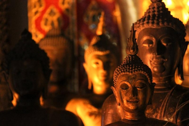 La famille Bouddha