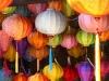 Lanternes de soie