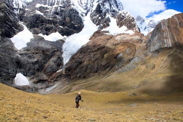 Patrouille des glaciers, peloton de tete
