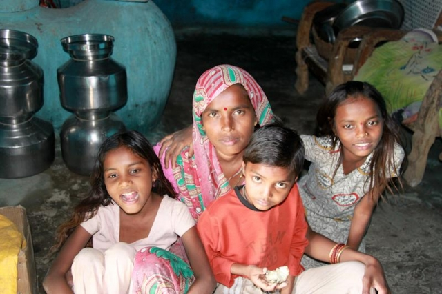 Famille d'Orchha