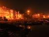 Bougies sur le Gange