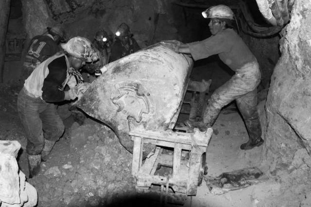 Mine de Potosi
