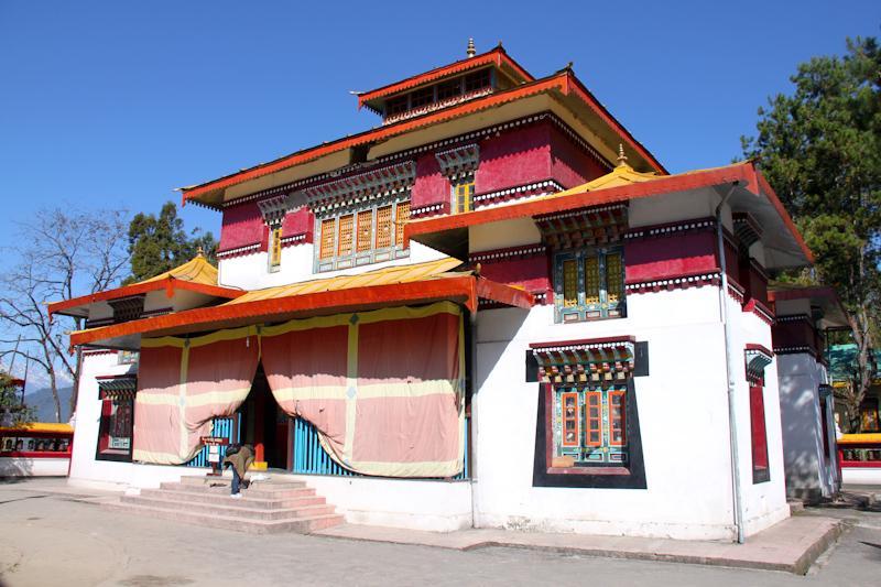 Monastère de Gangtok