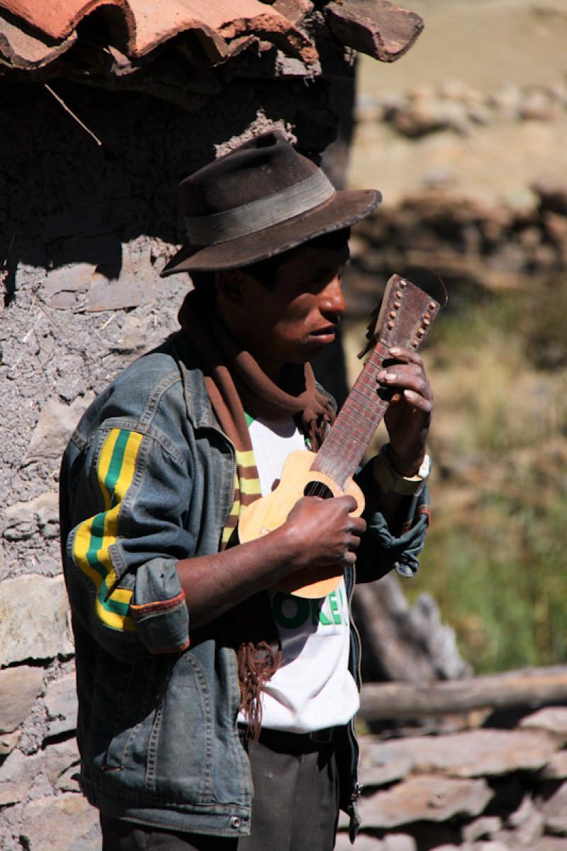 Django Reinhardt bolivien